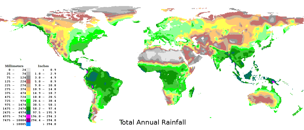 World climate maps world rainfall map gumiabroncs Image collections